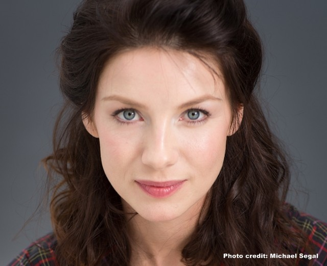 Go Away With … Caitriona Balfe