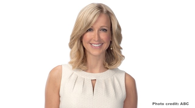 Go Away With ... Lara Spencer