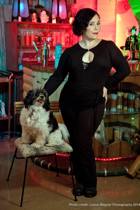 Go Away With ... Alex Borstein