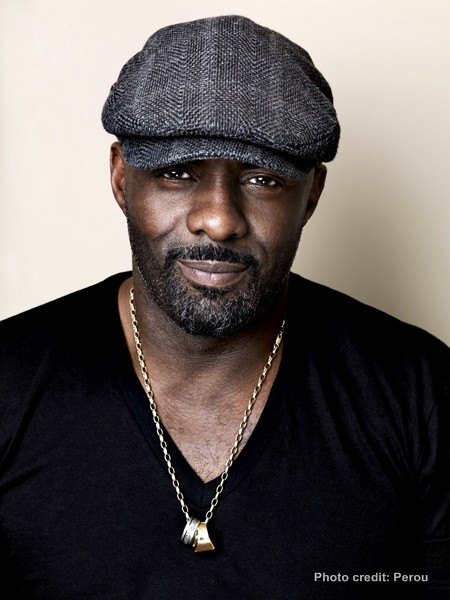 Go Away With ... Idris Elba