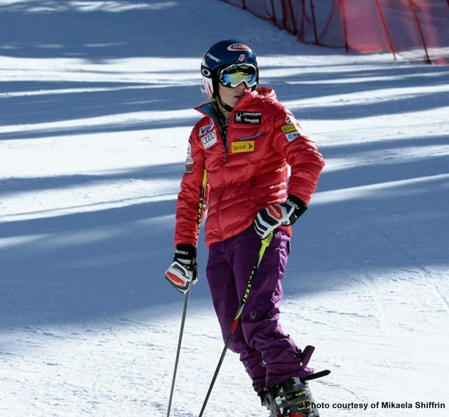 Go Away With ... Mikaela Shiffrin
