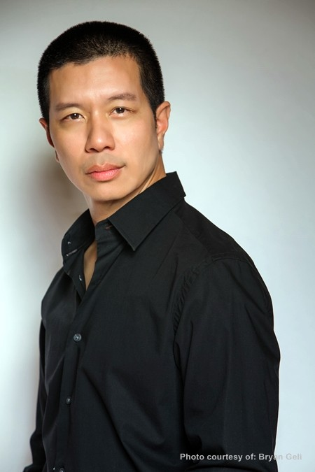 Go Away With ... Reggie Lee