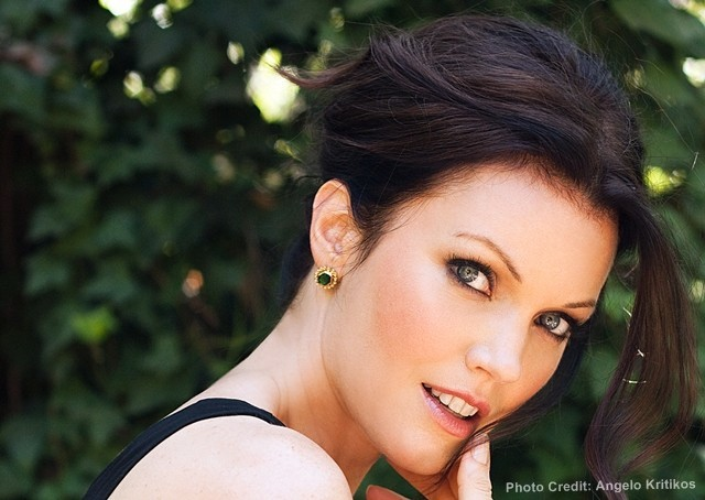 Go Away With ... Bellamy Young