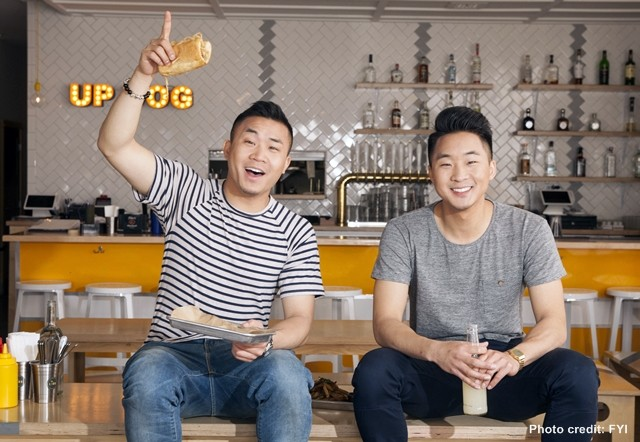 Go Away With …  Andrew and David Fung (of the Fung Brothers)