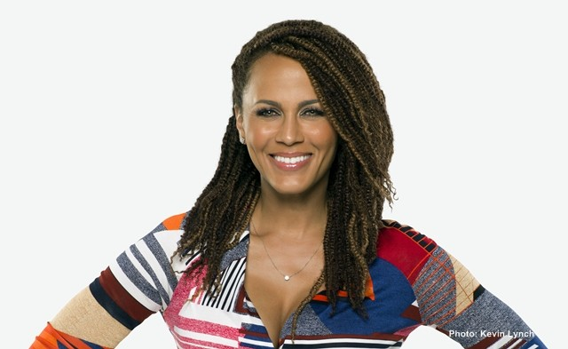 Go Away With ... Nicole Ari Parker