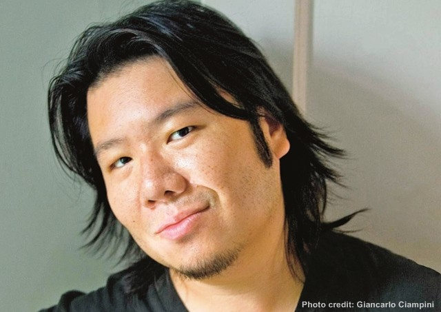 Go Away With ... Kevin Kwan