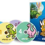 Dino Lingo's language program for children