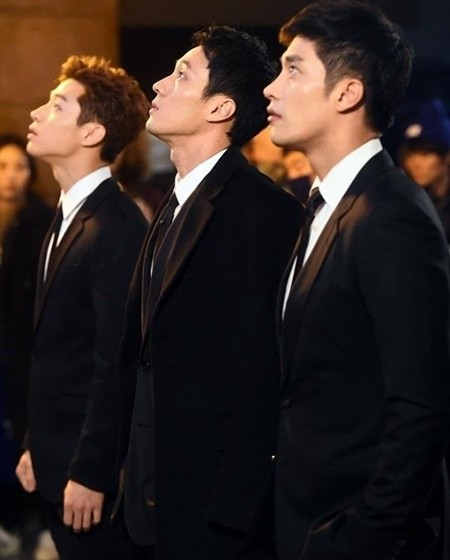 Henry Lau, So Ji Sub, Sung Hoon
