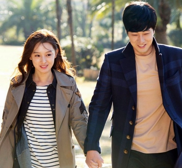 the guy i'm dating has no friends: oh happy day so ji sub dating