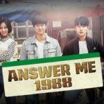 """""""Answer Me 1988"""" (응답하라 1988)"""