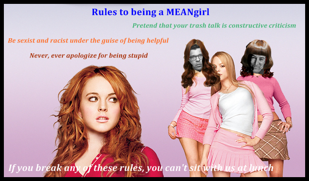 Mean Girls_motto