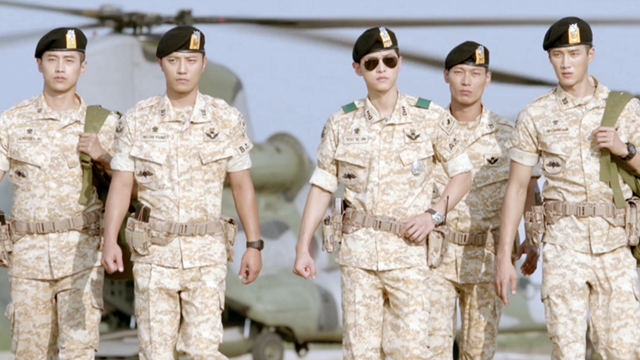 Descendants of the Sun_sunglasses