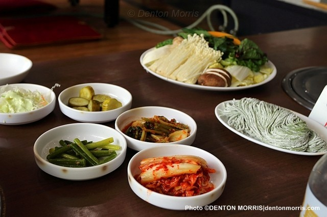 Korean food_by Denton Morris