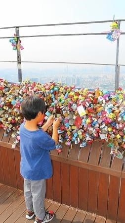 Namsan Tower 1 by Denton Morris