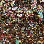 Family bonds locked in time at Seoul tower