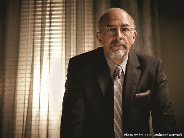 Go Away With ... Richard Schiff