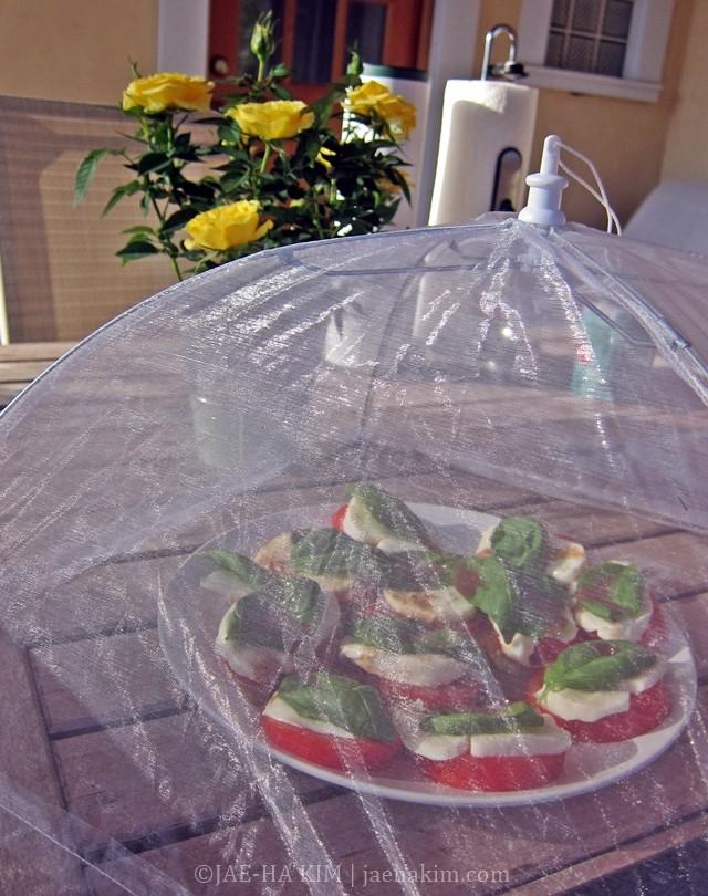 Food tents