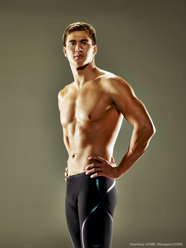 Go Away With ... Nathan Adrian