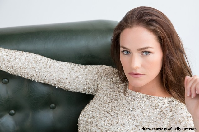 Go Away With ... Kelly Overton