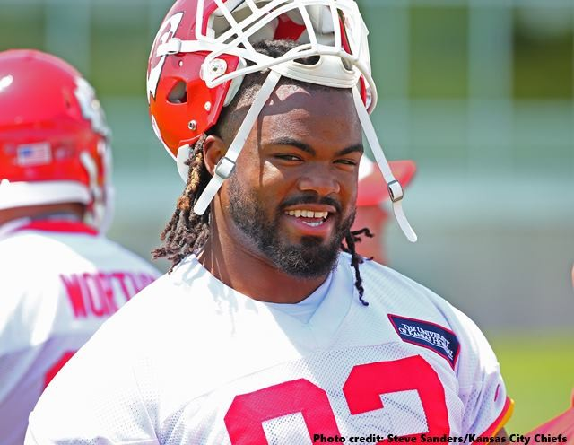 Go Away With ... Dontari Poe