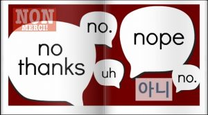 The Art of Saying No