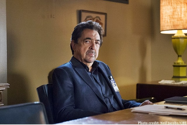 Go Away With ... Joe Mantegna