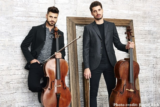 Go Away With ... Luka Sulic of 2Cellos