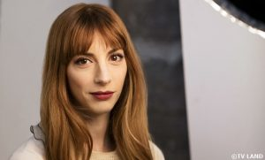 Go Away With ... Molly Bernard