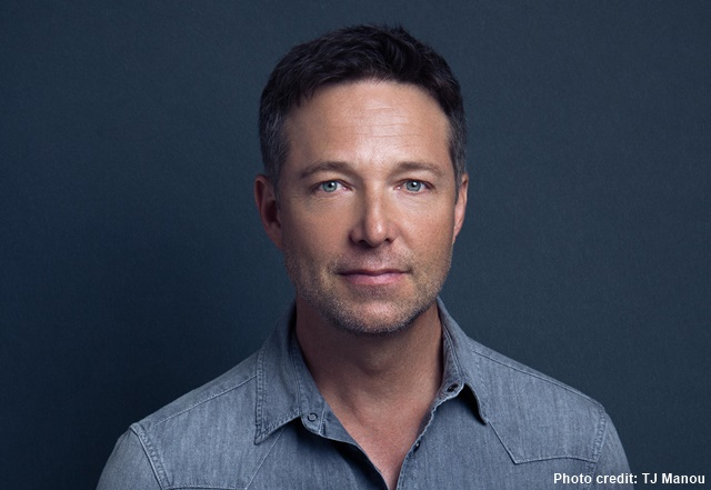Go Away With ... George Newbern