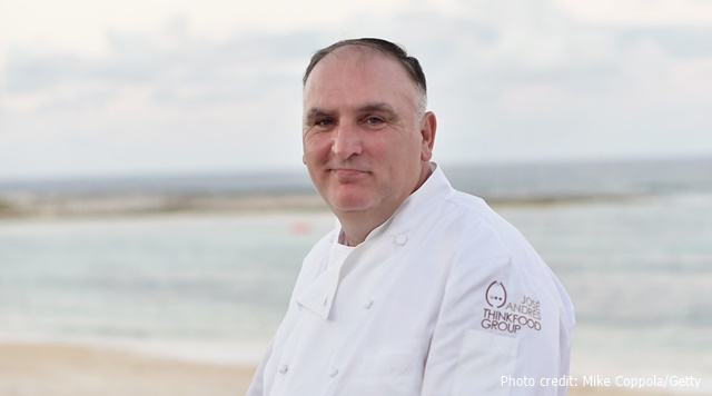 Go Away With ... José Andrés