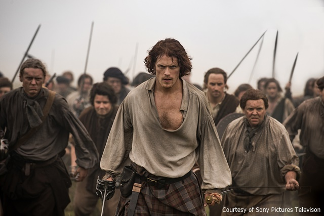 Go Away With ... Sam Heughan