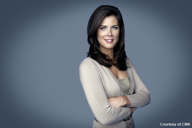 Go Away With ... Erin Burnett