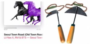 'Seoul Town Road' Has BTS' RM Joining Lil Nas X, and Now K-Country-Pop is a Thing