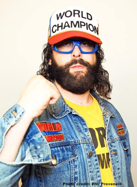 Go Away With ... Judah Friedlander
