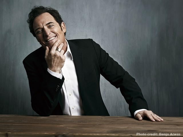 Go Away With ... Kim Coates