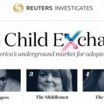 Americans use the Internet to abandon children adopted from overseas