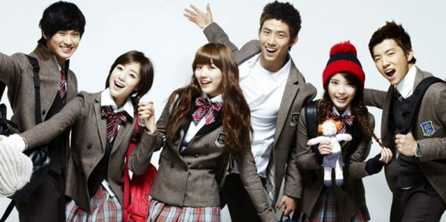 Dream High 1 cast