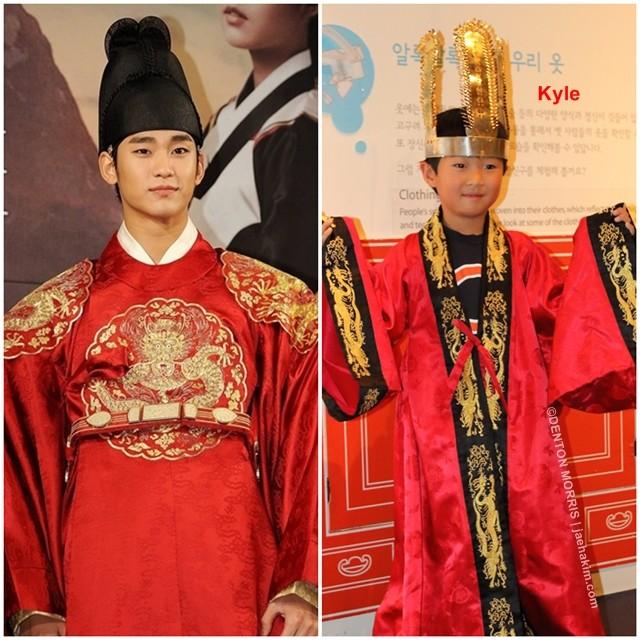"""f7bba24d16f Jae-Ha Kim » """"Moon that Embraces the Sun"""" (해를 품은 달)"""