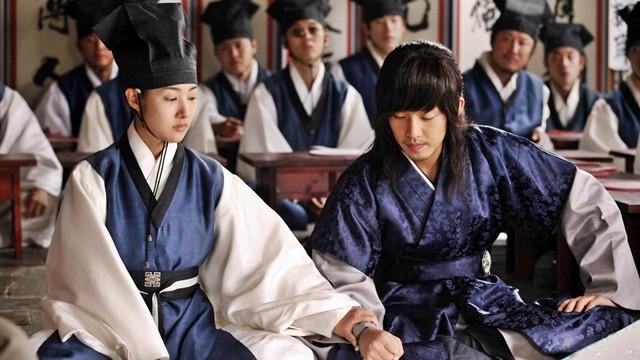 Sungkyunkwan-Scandal wrist grab