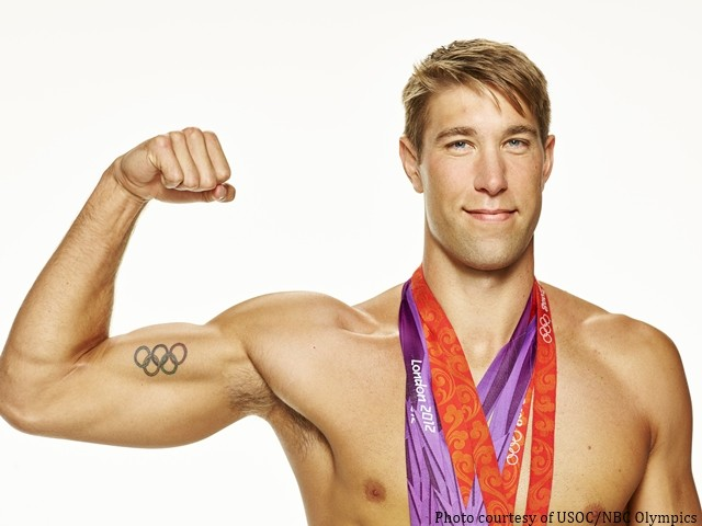 Go Away With ... Matt Grevers