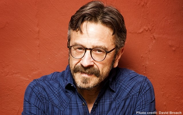 Go Away With ... Marc Maron