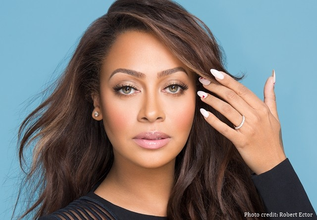 Go Away With ... La La Anthony