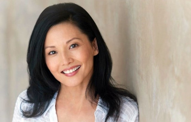 Go Away With ... Tamlyn Tomita