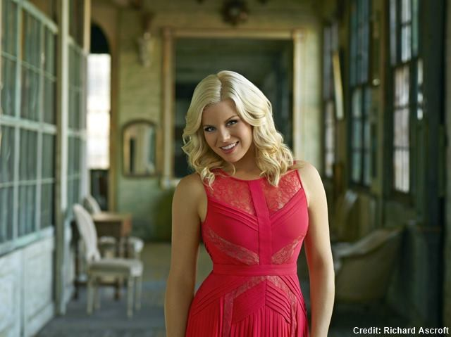 Go Away With ... Megan Hilty