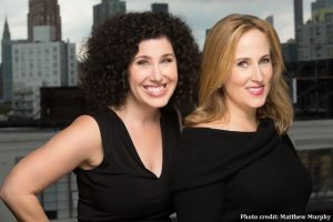 Go Away With ... Marcy Heisler and Zina Goldrich