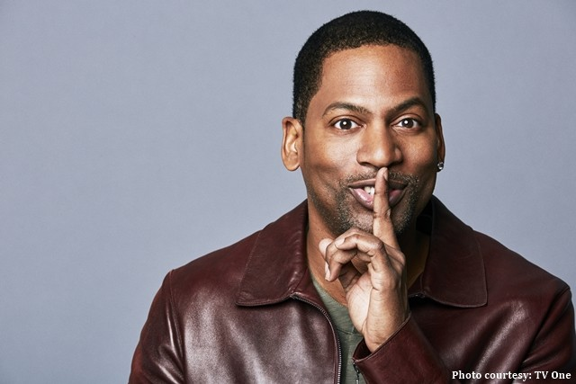 Go Away With … Tony Rock