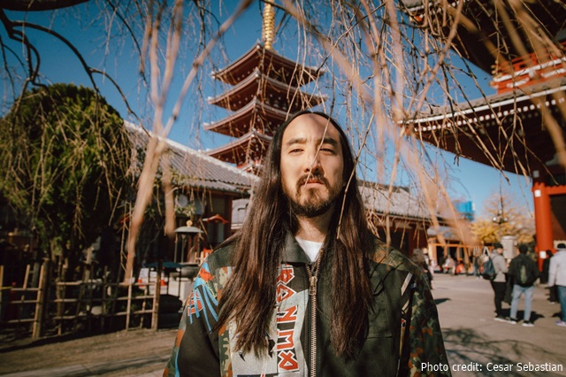 Go Away With ... Steve Aoki