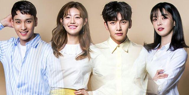 """Suspicious Partner"""" (수상한 파트너) – Jae-Ha Kim"""